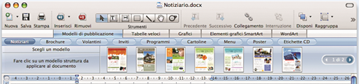Office 2008 per Mac