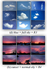 SkyFinder: Attribute-Based Sky Image Search