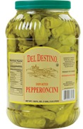 Pepperoncini jar