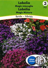 bustina di Lobelia Magic miscuglio