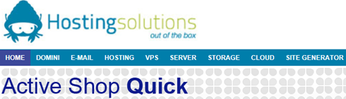 Hosting solutions out of the box