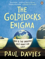 copertina del libro The Goldilocks Enigma