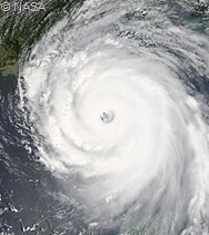 Hurricane Katrina – NASA