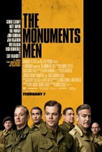 locandina di The Monuments Men