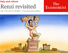 vignetta di The Economist