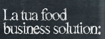 La tua food business solution
