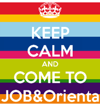 KEEP CALM AND COME TO JOB&Orienta