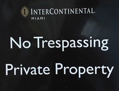 No trespassing 5