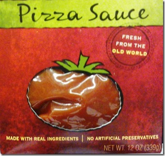 fresh from the old world – made with real ingredients