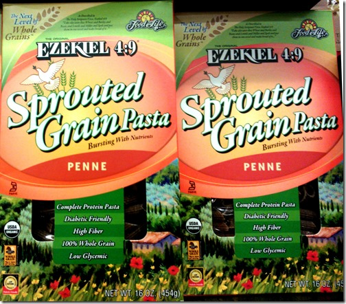 Sprouted Grain Pasta – The Next Level of Whole Grains