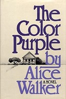 The Color Purple – copertina del romanzo di Alice Walker, in italiano Il colore viola