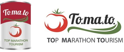 logo di To.ma.to. TOp MArathon TOurism