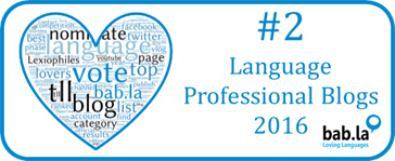 Language Professional Blogs 2016