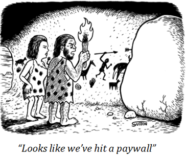 early paywall