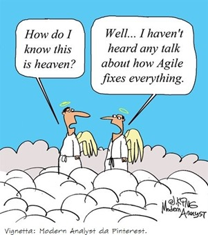 agile in heaven