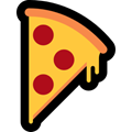 emoji pizza  – Windows 10