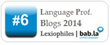 Top 25 Language Professionals Blogs 2014
