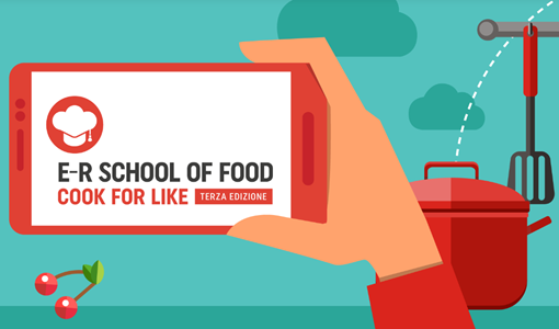 E-R SCHOOL OF FOOD – COOK FOR LIKE