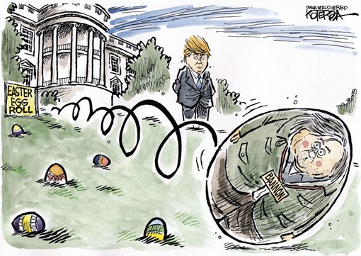 Bannon Easter Egg Roll