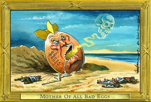 Mother Of All Bad Eggs