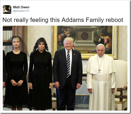 Not really feeling this Addams Family reboot