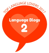 TOP LANGUAGE LOVERS 2017  –  LANGUAGE BLOGS