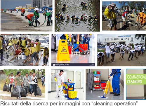 cleaning operation - ricerca per immagini