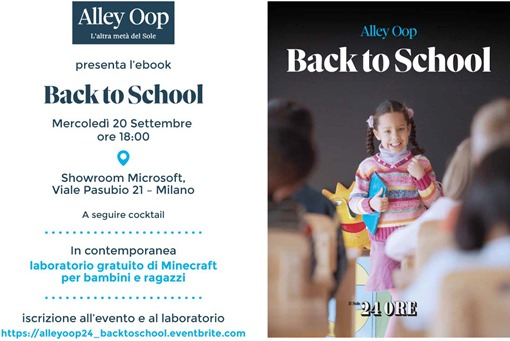 Alley Oop Back To School