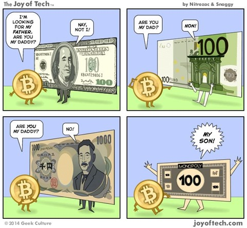 vignetta: Searching for the father of Bitcoin!