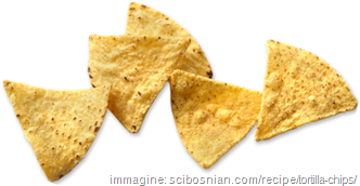 foto di tortilla chips