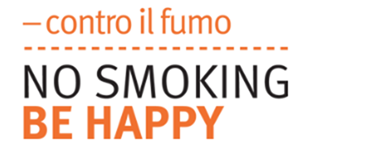 contro il fumo: no smoking be happy