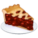 emoji di WhatsApp: fetta di cherry pie