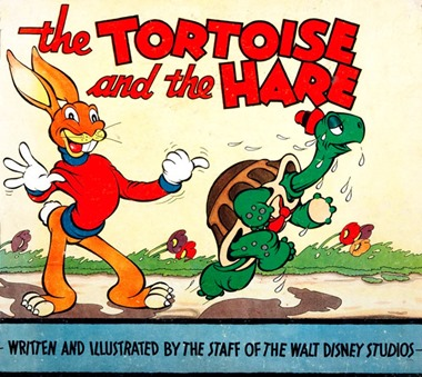 The Tortoise and the Hare – Walt Disney
