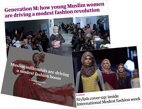 Generation M: how young Muslim women are driving a modest fashion revolution