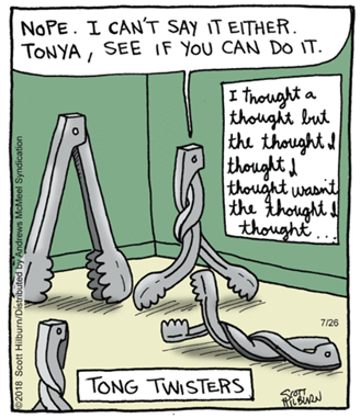 tong twisters