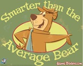 Yogi: smarter than the average bear