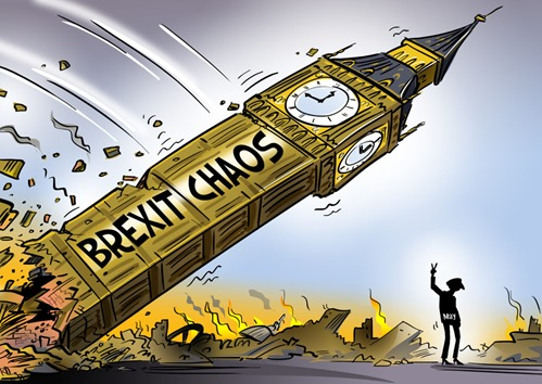 Brexit chaos