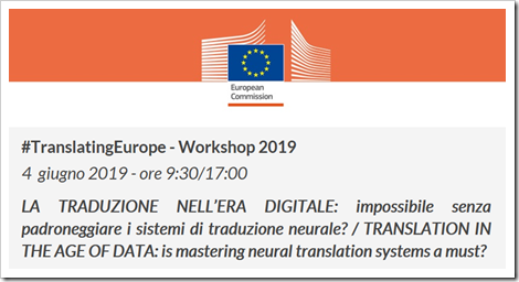 LA TRADUZIONE NELL'ERA DIGITALE: impossibile senza padroneggiare i sistemi di traduzione neurale? / TRANSLATION IN THE AGE OF DATA: is mastering neural translation systems a must?