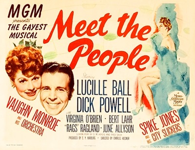 Meet the People, the gayest musical