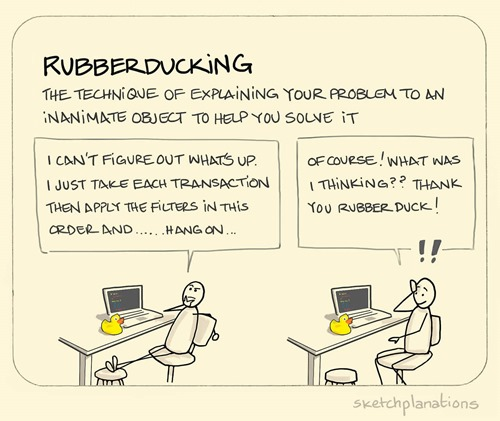 rubberducking