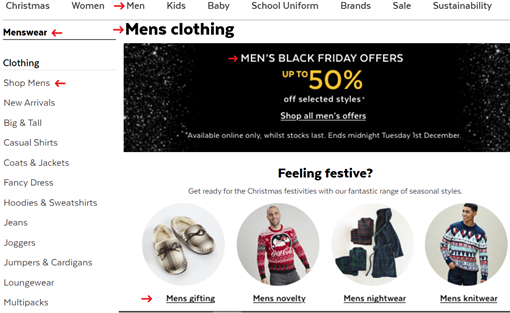 Mens clothing, Mens gifting, Mens novelty...